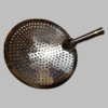 "perforated scoop 10"" dia."