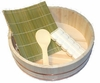 Sushi Making Wooden Tub Set