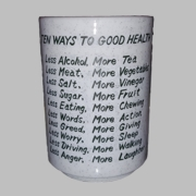 Teacup for Good Health