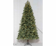 7.5' Prelit Russell Tree 500 LED lights