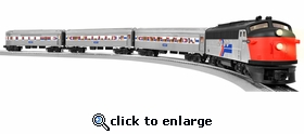 Amtrak LionChief Ready-to-Run FT Passenger Set (FT diesel #136)
