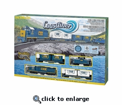 Bachmann Coastliner HO Sclale Train