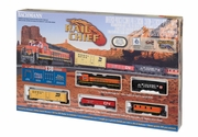 Bachmann Rail Chief HO Scale Train Set