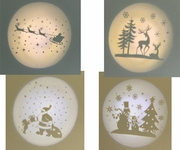 Christmas Assorted Pattern LED Projector