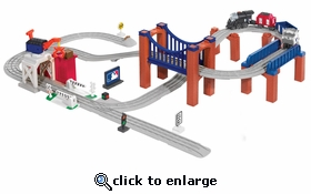 Lionel Little Lines Major League Baseball™ Train Playset (O Gauge)