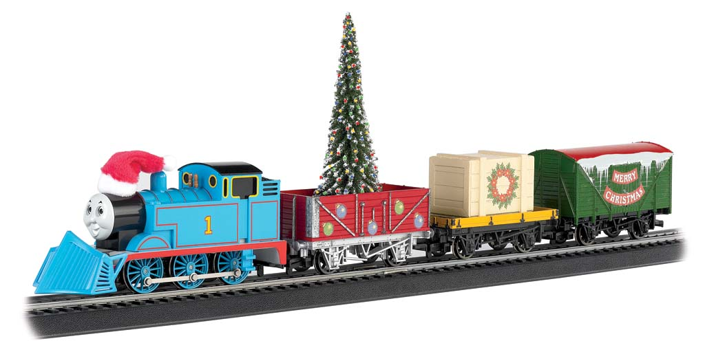 Boys The Classic Christmas Train Set for Under the Tree