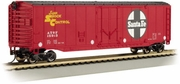 Santa Fe - 50' Plug Door Box Car