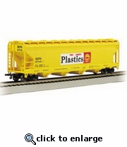 Bachmann Shell - 56' ACF Center-Flow Hopper
