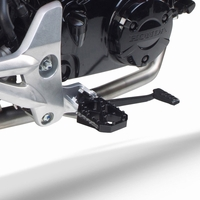 Honda GROM Billet Foot Pegs (Black) by Two Brothers