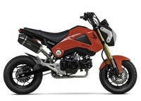 Honda GROM Exhaust RS-9 Carbon Fiber by Yoshimura