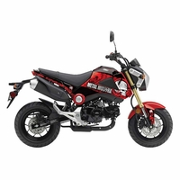 Honda GROM Graphics Kit Metal Mulisha by Factory Effex