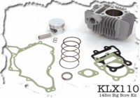Kawasaki KLX110 143cc Big Bore Kit by Kitaco