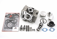 <B>Kawasaki KLX110 143cc Race Head V2 Upgrade Kit by Trail Bikes