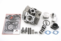 Kawasaki KLX110 143cc Race Head V2 Upgrade Kit by Trail Bikes