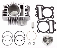 Kawasaki KLX110 160cc Big Bore Kit by Pitboss Racing
