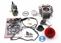 Kawasaki KLX110 165cc Bore Kit and 28mm Carb Kit - Trail Bikes
