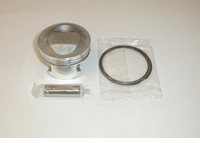 <B>Kawasaki KLX110 Piston Kit 143cc Stock/Race/V2 Head by Trail Bikes