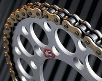 Kawasaki KLX110 Rear Sprocket by Renthal