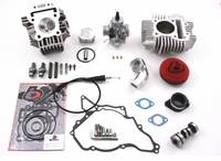 <B>TB 143cc Bore Kit, Race Head V2, and VM26mm Carb Kit – 2002-2009 Models Only!