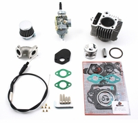 TB Stock Head, 88cc Bore Kit & 20mm Carb Kit – All Honda ATC70, TRX70, & CL70s