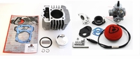 Trail Bikes 132cc Bore Up Kit with 26mm Mikuni Crab Kit - CRF110