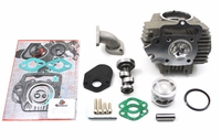 Trail Bikes Race Head for 88cc 52mm Bore Kit Honda CRF50 XR50
