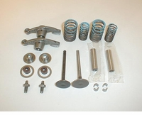 Trail Bikes Race Head Replacement Valve Kit Honda CRF50