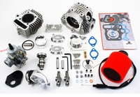 "Trail Bikes ""V2"" Race Head, 88cc Bore Kit & VM26 Carb Kit Honda CRF50"