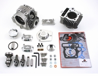 "Trail Bikes - ""V2"" Race Head and 88cc Bore Kit Honda CRF50"