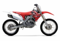 TWO BROTHERS Full System M-7 Carbon Fiber - Honda CRF 450R (2009-2010)