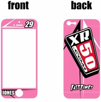 XR50.com i-Phone Sticker Kit (Pink) Arrow Series