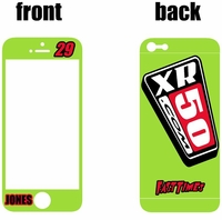 XR50.com i-Phone Sticker Kit (Green) Clean Series