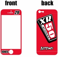 XR50.com i-Phone Sticker Kit (Red) Clean Series
