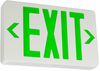Green LED Exit Sign