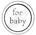 A7912 Double Circle For Baby