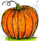 AA8680 Tiny Pumpkin