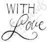 B8398 Mixed Font With Love