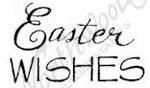 B8475 Mixed Font Easter Wishes