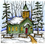 C10141 Winter Church