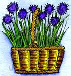 C10233 Chive Basket