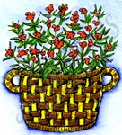 C10234 Rosemary Basket