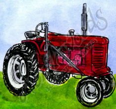 C10304 Fall Tractor