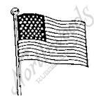 C1184 American Flag-Small