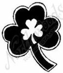 C4546 Cutout Shamrock - Large