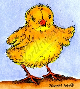 C9961 Hatching Chick 4