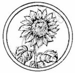 CC4739 Sunflower Circle