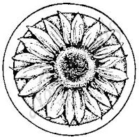 CC4746 Sunflower Circle