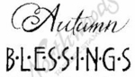 CC4804 Dash Autumn Blessings