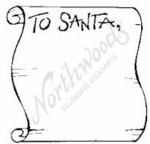 CC4926 To Santa Letter