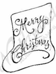 CC4927 Merry Christmas Letter